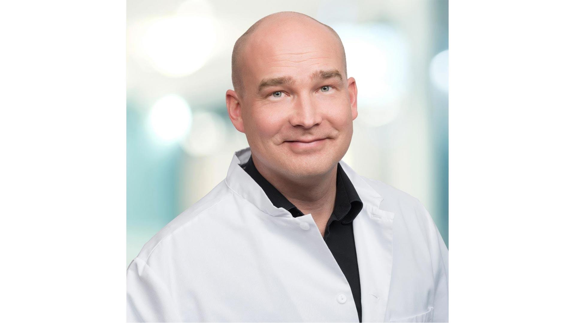 Timo Kiljunen, PhD, Adj. Prof., Hospital Physicist at Docrates same day treatment